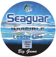 Photos de Fluorocarbone Seaguar Big Game - 15 m