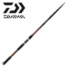 Photos de Canne Carnassier Télescopique Daiwa Crossfire Telepike