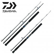 Photos de Canne Multibrin Daiwa Saltiga Air Portable