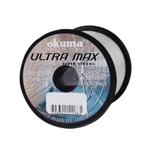Photos de Fil Nylon Okuma Ultramax Transparent