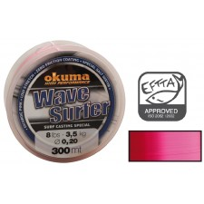 Photos de Fil Nylon Okuma Wave Surfer - 300 m