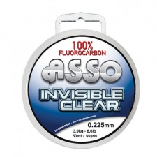 Photos de Fluorocarbone Asso Invisible Clear - 100 m