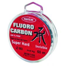 Photos de Fluorocarbone Carbon Powerline Hard - 50 m