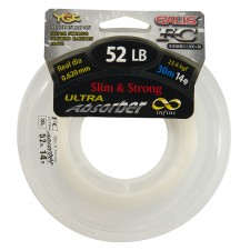 Photos de Fluorocarbone YGK FC Absorber N837 Slim & Strong - 30 m