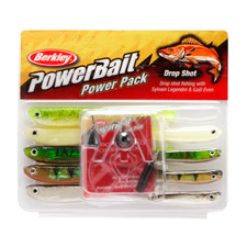 Photos de Leurres Berkley PowerBait Drop Shot Pro Pack
