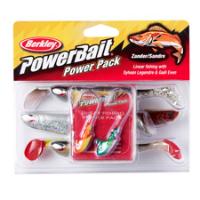 Photos de Leurres Berkley PowerBait Linear Fishing Pro Pack