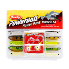 Photos de Leurres Berkley PowerBait Minnow Pro Pack