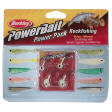 Photos de Leurres Berkley PowerBait Rockfishing Pro Pack