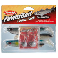 Photos de Leurres Berkley PowerBait Seabass Pro Pack