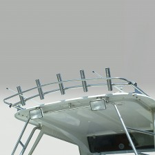 Photos de Porte-Canne Hard Top Gibi Marine
