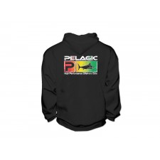 Sweat Pelagic Rasta Deluxe Hoody
