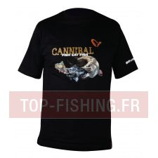 T-Shirt Savage Gear The Savage Cannibal