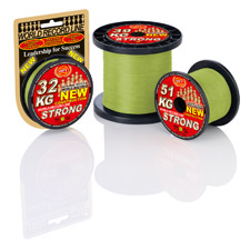 Tresse WFT KG Strong Chartreuse - 300 m