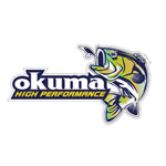 Autocollant Okuma High Performance