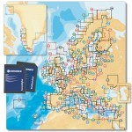 Cartographie Navionics Gold Small 2 Europe - Format SD
