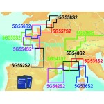 Cartographie Navionics Gold Small 2 France - Format SD