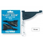 Coulisseaux Plasti\'boom Flashmer - 70 mm