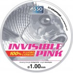 Fil Fluorocarbone ASSO Invisible Pink - 30m