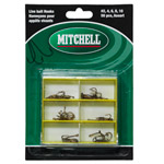 Hameçons Mitchell assortiment