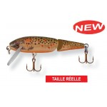 Leurre Rebel Jointed Minnow - 4.7 cm