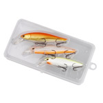 Leurre Ron Thompson Salmon & Seatrout Explore Kit - 3 pcs