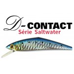 Leurre Smith D-Contact Saltwater - 85 mm