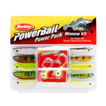 Leurres Berkley PowerBait Minnow Pro Pack