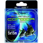 Nylon Sunset Silanium Conica - 5 x 15 m