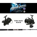 Pack Tuna Black Series Steel Power