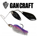 Spinnerbait Gan Craft Killers Bait Over - 3/4 oz
