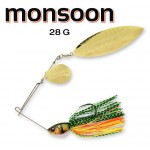 Spinnerbait Sakura Monsoon - 28 gr