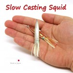 Top Sea Slow Casting Squid