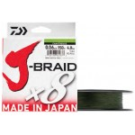 Photos de Tresse Daiwa J Braid X 8 Verte - 300 m