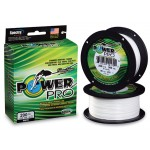 Tresse Shimano Power Pro Super Lines Blanche - 135 m