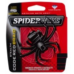 Tresse Spiderwire Stealth Code Rouge - 110 m