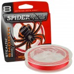 Photos de Tresse Spiderwire Stealth Smooth 8 Rouge - 3 000 m
