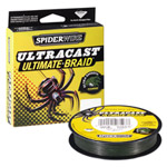 Tresse Spiderwire Ultra 8 Carrier Ultimate Braid Lo-Vis Vert - 270 m