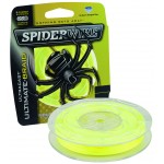 Tresse Spiderwire Ultracast 8 carriers Jaune - 110 m