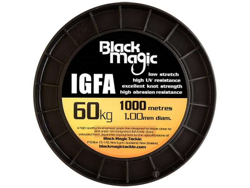 Nylon black magic igfa 1000m nylon pour p che black magic for Magic renov tout pret
