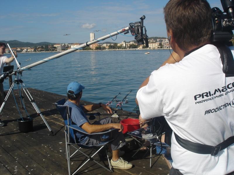 Tournage Côt&pêche