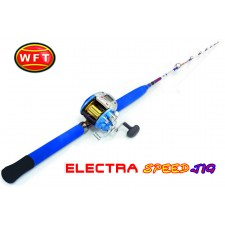 Canne WFT Electra Speed Jig