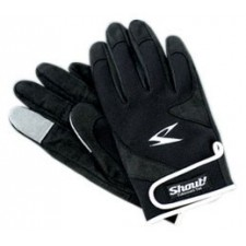 Gant Shout Gloves Black