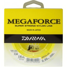 Nylon Daiwa Megaforce Gris 270m
