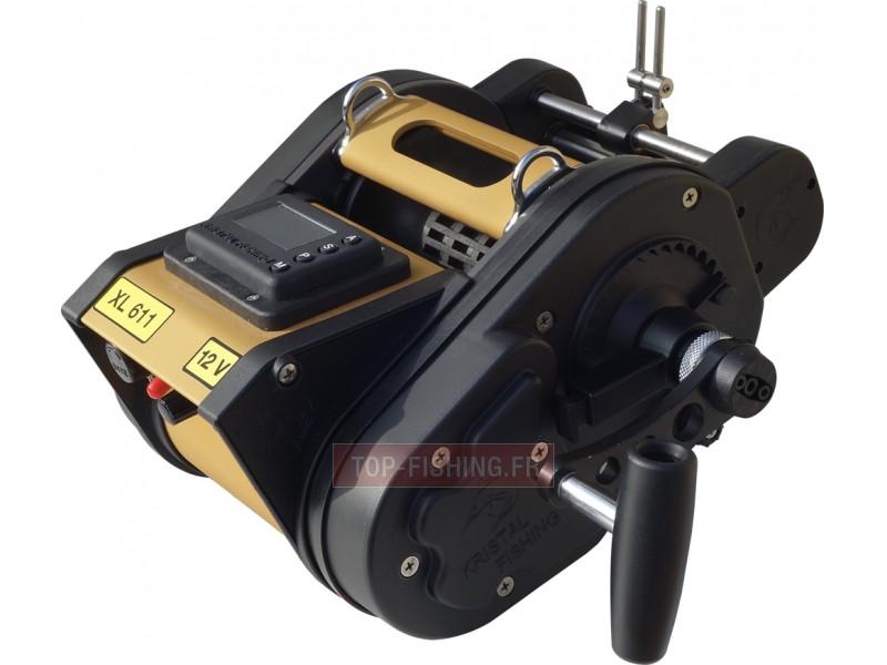 Moulinet électrique Kristal Fishing XL 61