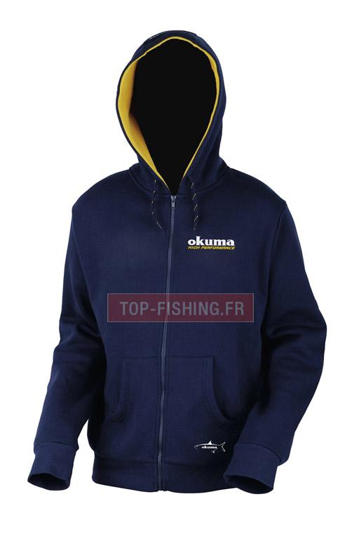 Sweat-shirts pour Pêche du bord - les Nouveautés 46f36fe1bc02